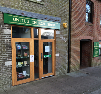 Church Shop
